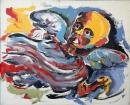 Óleo sobre lienzo  60 x 73 cm  1978