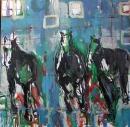 Óleo sobre lienzo200 x 200 cm2002