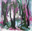 Óleo sobre lienzo  100 x 100 cm  2009