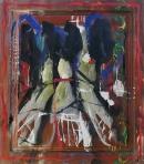 Óleo sobre lienzo  110 x 90 cm 1982