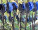 Óleo sobre lienzo 114 x 146 cm 2002