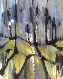 Óleo sobre lienzo  162 x 130 cm 1982