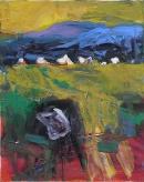Óleo sobre lienzo   80 x 60 cm   2001