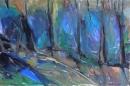 Óleo sobre tabla  130 x 195 cm 2002