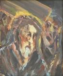 Óleo sobre lienzo48 x 40 cm1980