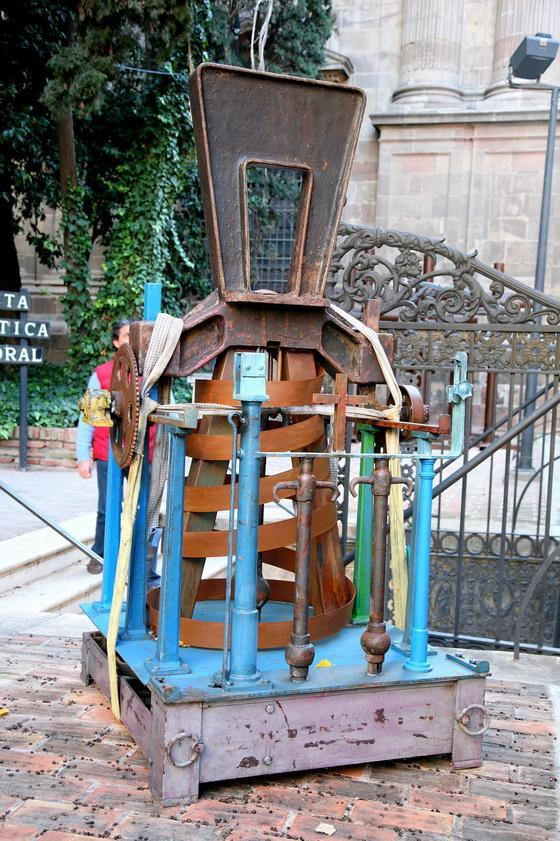 Jardines nazar es catedral de m laga for Jardines nazaries